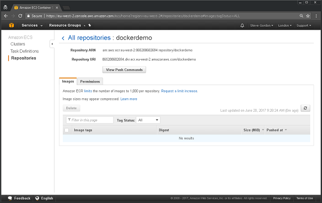 AWS ECR Getting Started 4
