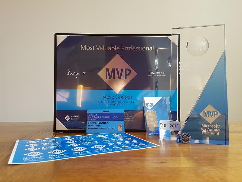 Microsoft MVP Award Pack