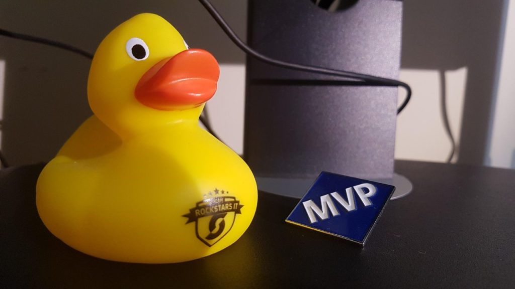 My rubber duck used during software development.